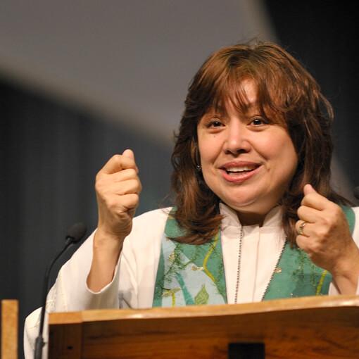 Bishop Minerva G. Carcaño